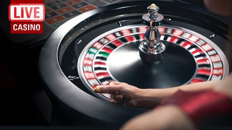 Live Casino Dimainkan Secara Live Dengan Dealer Asli